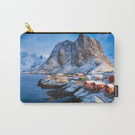 Lofoten Islands, Norway Carry-All Pouch