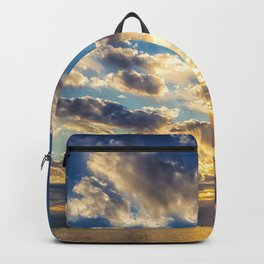 End of a Beautiful Day Backpack