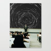 study Canvas Prints featuring study by Ashley Moye