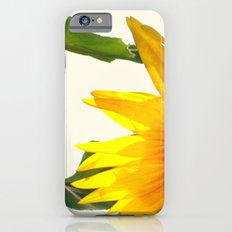 A Sunflower Slim Case iPhone 6s