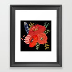 Poison Framed Art Print