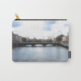Downtown - Dublin - Fractalius Carry-All Pouch