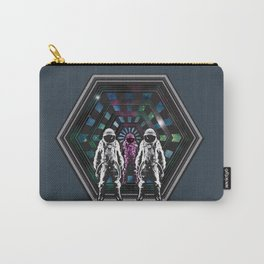 Welcome, Traveler Carry-All Pouch