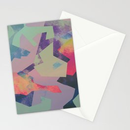 Camouflage XXXI Stationery Cards