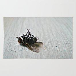 Dead Fly Rug