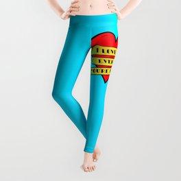 Hangry Leggings