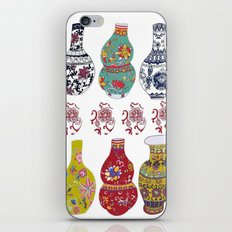Chinese Pots iPhone & iPod Skin