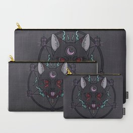 SATHANISTE Carry-All Pouch