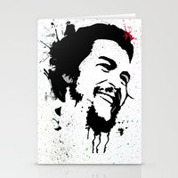 che Stationery Cards featuring Che by Cynthia Alvarez