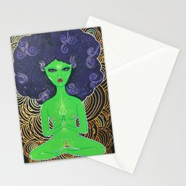 AURIC FIELD Stationery Cards