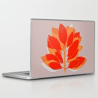 spice Laptop & iPad Skins featuring Blossom Spice by Garima Dhawan