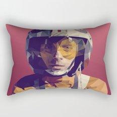 Red Five (Luke) Rectangular Pillow