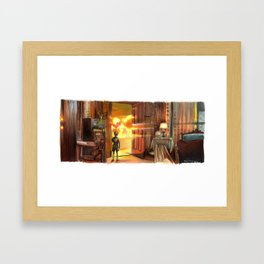 Close Encounters of the Third Kind - Toys! Framed Art Print
