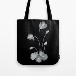 Ink flower inverse Tote Bag