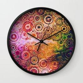Metallic steampunk [2] Wall Clock