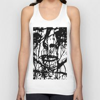 sam smith Tank Tops featuring Sam  by Pascale Denning