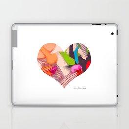 Deco Heart Laptop & iPad Skin