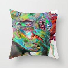 Mind Mirror Throw Pillow