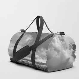 Towering Clouds Over Wiltshire Duffle Bag