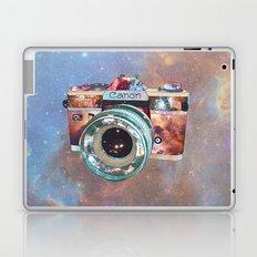 SPACE CAN0N Laptop & iPad Skin