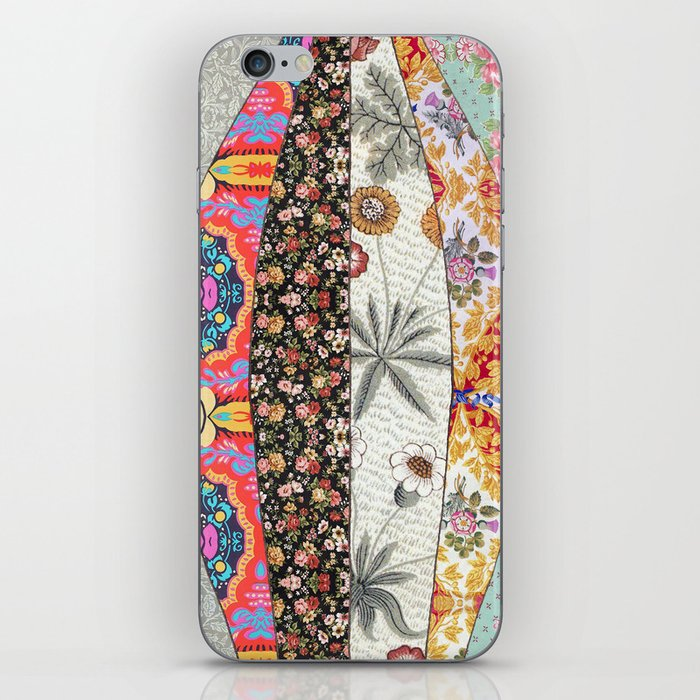 lean on me iPhone Skin
