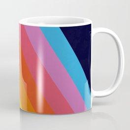 Colorful Peaks Coffee Mug