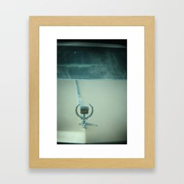 Caddy Framed Art Print