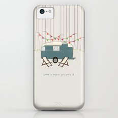 Home is where you park it Slim Case iPhone 5c