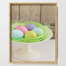 Easter eggs Serving Tray