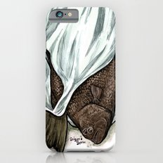 Flatfish and mushrooms. Slim Case iPhone 6s