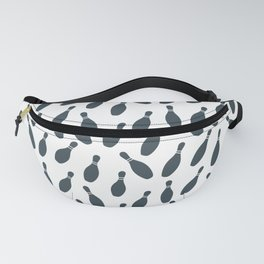 Bowling Pattern | Strike Spare Team League Fanny Pack