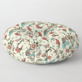 Born to Meow Floor Pillow