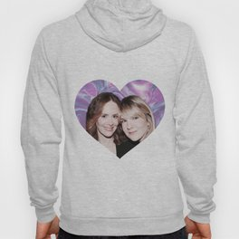 Sarah Paulson and Lily Rabe AHS Freakshow Hoody