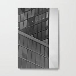 Black and White #01 Metal Print