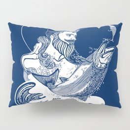 Fisherman Pillow Sham