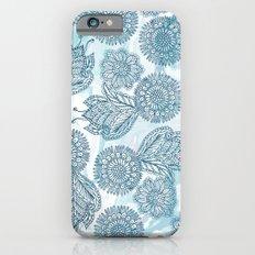In my blue garden iPhone 6s Slim Case
