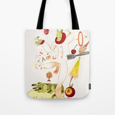 Tools for Playing Tote Bag