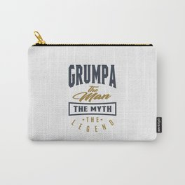 Gift for Grumpa Carry-All Pouch