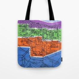 Seoul City #1 Tote Bag