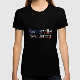 Somerville New Jersey T-shirt