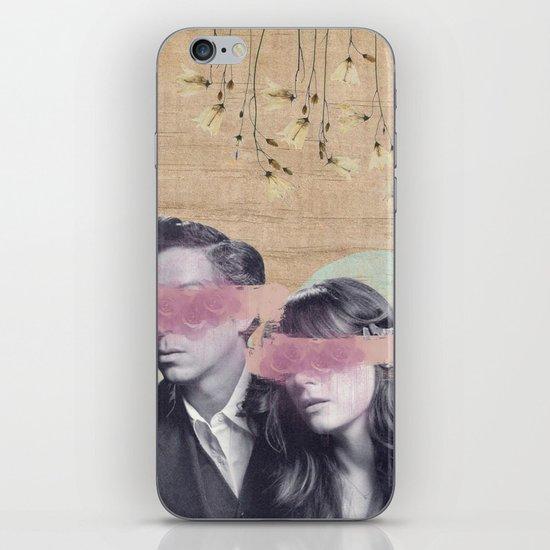 Feminine Collage IV iPhone & iPod Skin
