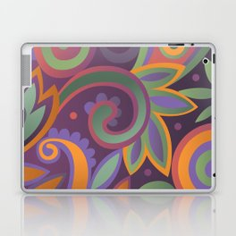 Summer leaves, heavy scented Laptop & iPad Skin