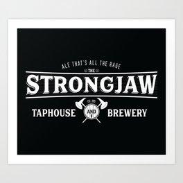 Grog Strongjaw Art Print