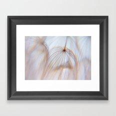 Dandelion Art of the Nature Framed Art Print