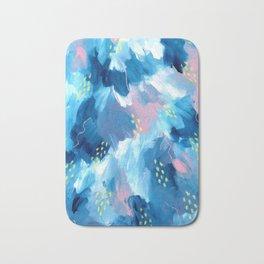 Blue Aesthetic #1 Bath Mat