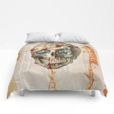 skull#04 Comforters