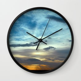 Symphony For The Eyes Wall Clock