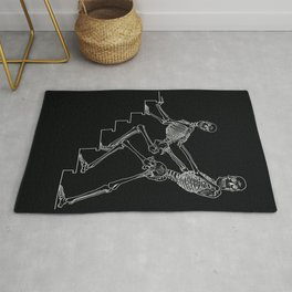 Skeleton Sex #1 Rug
