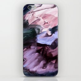 abstract painting VII iPhone Skin