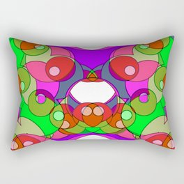 Abstrakt 2 Rectangular Pillow
